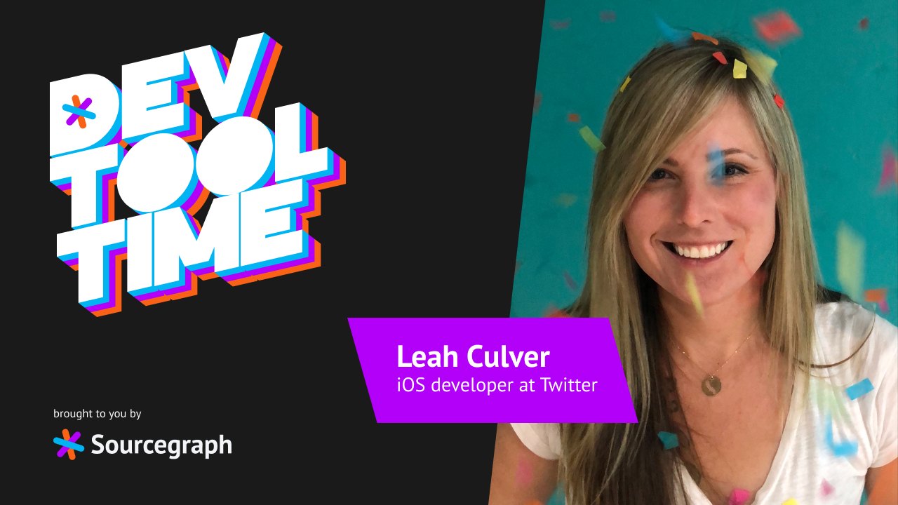 """""""I'm happy to represent the minimalist setup lifestyle"""": Dev Tool Time with Leah Culver"""