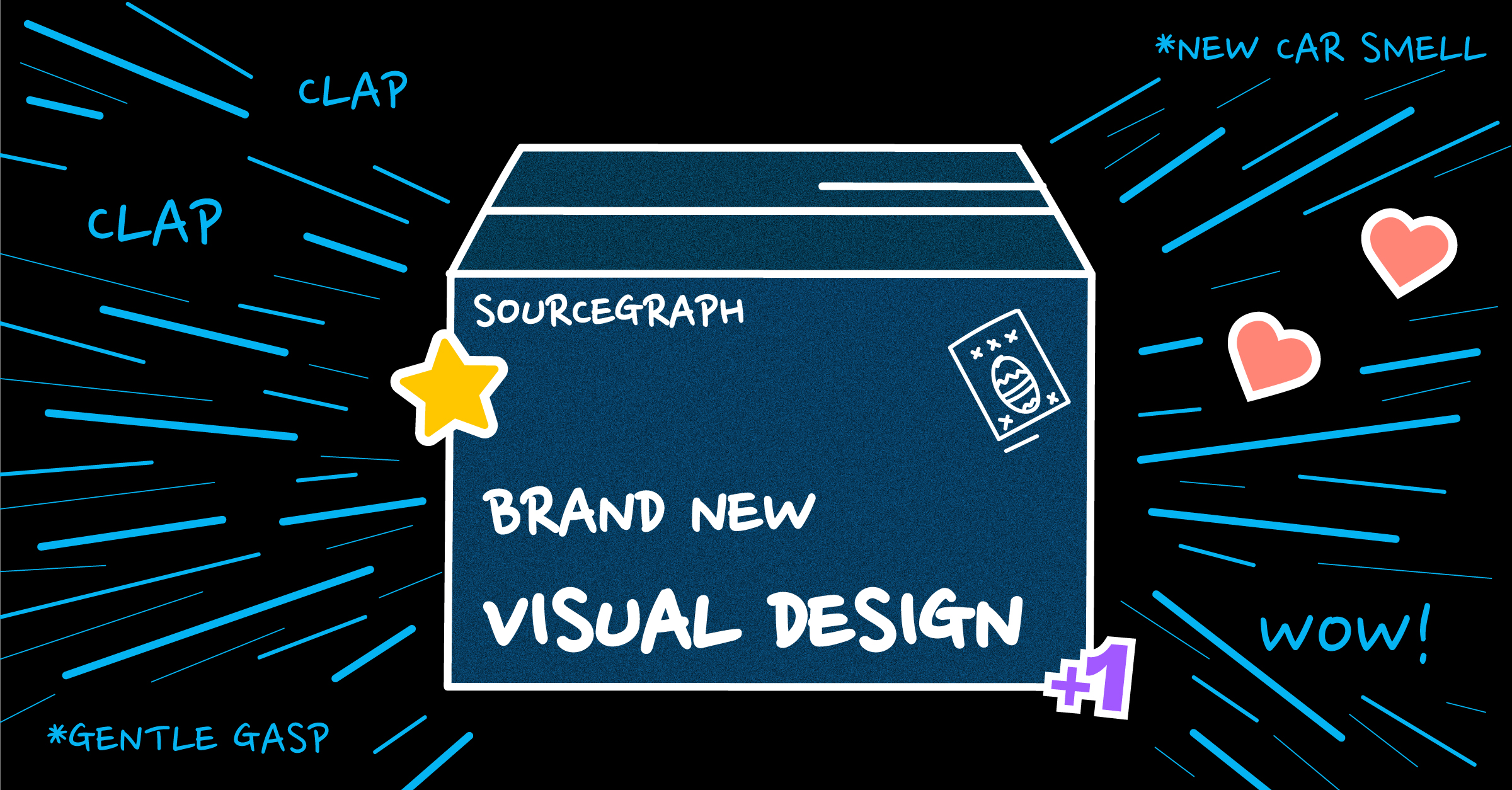 Sourcegraph's new visual design and UI unveiled